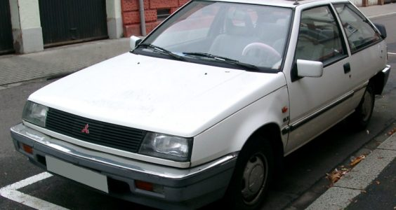 Mitsubishi Colt 1600 Generacja 2