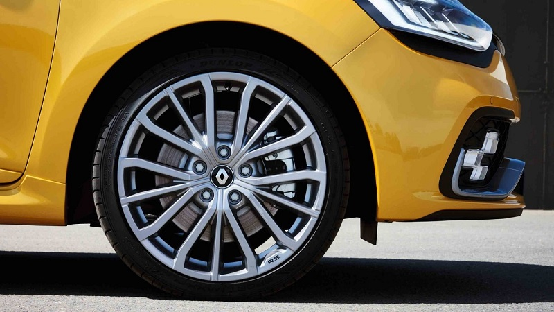 Renault Clio RS 220 Felgi