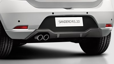 Renault Sandero 2.0. R.S. - tył
