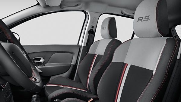 Wnętrze Renault Sandero 2.0. R.S.