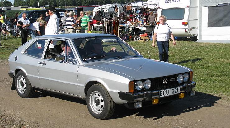 Volkswagen Scirocco 1 GTI