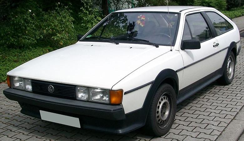 Volkswagen Scirocco 2 z 2008