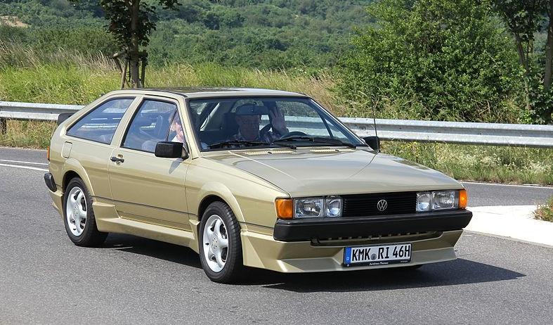 Volkswagen Scirocco 2 GTX