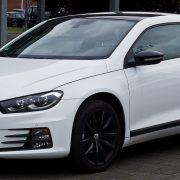 Volkswagen Scirocco Biały