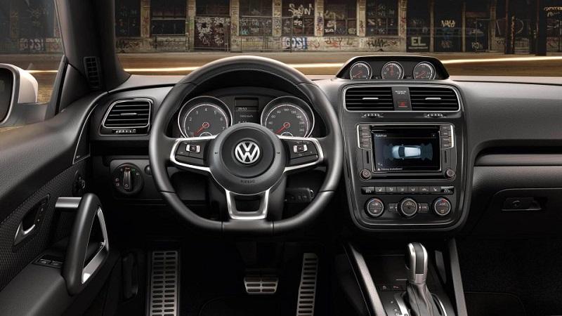 Volkswagen Scirocco kierownica